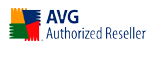 AVG Anti-Virus Software Reseller Logo